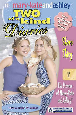 Shore Thing (Two Of A Kind Diaries, Book 17), Judy Katschke, Very Good Book