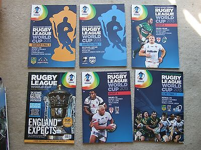 tournament programme / guide 2013 world cup finals in england inc scotland wales