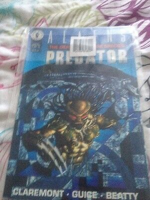 Aliens The Deadliest Of The Species Predator First Issue Comic