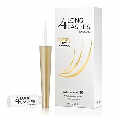 Long4Lashes Wimpernserum mit FX 5 Power Formel by OCEANIC 3ml