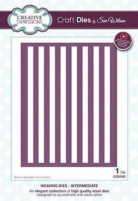 Weaving Collection Intermediate Die Creative Expressions CED5303
