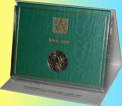 I- Vatican, 2 Euro 2010. Year for Priest - vaticano