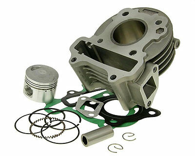 Kymco Agility RS 50 4T 50cc Cylinder Gasket Piston & Rings