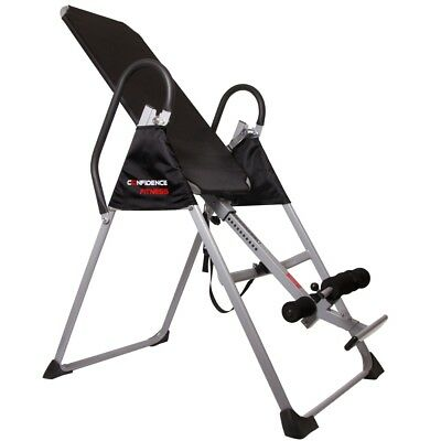 Confidence Pro Inversion Table Back Invert Align Exercise