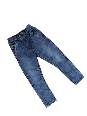 Boys Ex Store Assorted Classic Denim Jeans - Adjustable Waist