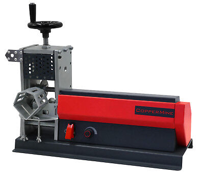 CopperMine Electric Copper Wire Stripping Machine Powered Cable Wire Stripper