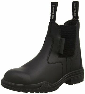 JUST TOGS Hampton schwarz 10 en cuir - Botas de equitación ( need to be reviewe