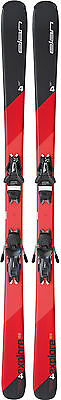 Elan Explore 4 + El 9 * All Mountain Ski * 168 Cm - Red - Modell 2016/17 - Neu