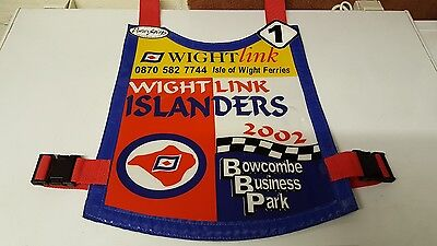Rare Original 2002 Isle Of Wight Speedway Race Jacket
