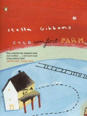 Cold Comfort Farm by Stella Gibbons (Paperback)