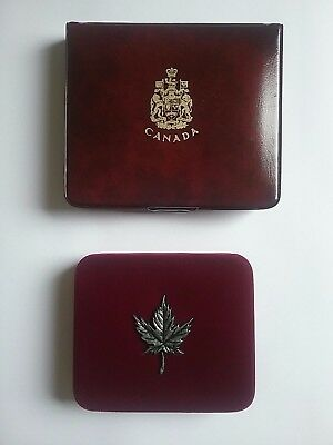 Canada 1973 Double Penny Coin Set & 1982 Confederation Constitution