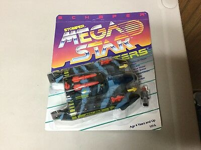 Schaper stomper mega star aqua fighters case fresh unpunched from 1985.WOW.