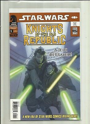 Star Wars: Knights of the Old Republic. Issue# 1.Dark Horse Comics.