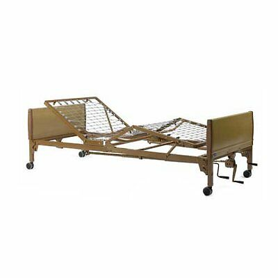 New Complete Invacare Medical Hospital Bed   Mattress   Rails [ 50001Ivc ] Drive