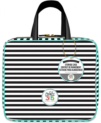 Me and My BIG Ideas Striped Storage Case Planner
