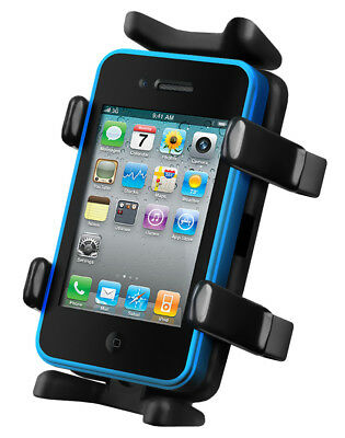 RAM Mount RAM-HOL-UN4U Universal Finger Grip Holder - Holds Phones GPS Radios