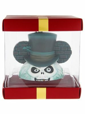 DISNEY Parks EAR HAT Ornament HATBOX GHOST Haunted Mansion PARK Pack NEW