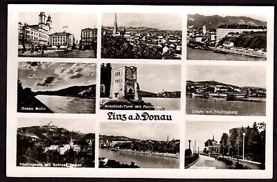 Austria Post Card, Linz A.d. Donau    (K2390)