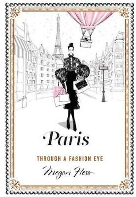 NEW Paris By Megan Hess Hardcover Free Shipping