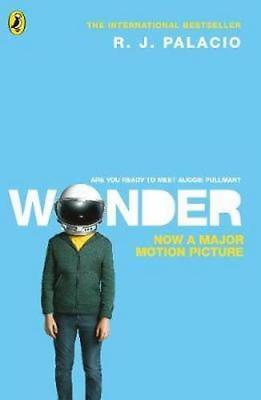 NEW Wonder (Film Tie-in) By R J Palacio Paperback Free Shipping