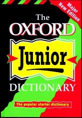 The Oxford Junior Dictionary Hardback Book The Cheap Fast Free Post