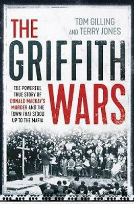 NEW The Griffith Wars By Tom Gilling Paperback Free Shipping
