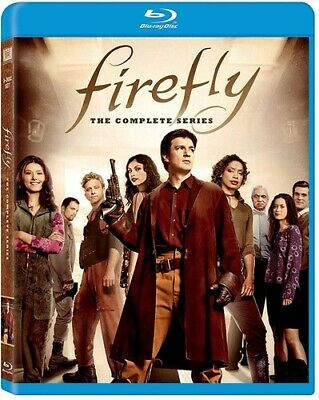 Firefly: 15th Anniversary Collector's Edition [New Blu-ray] Anniversary Editio