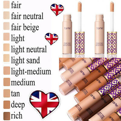 Tarte Shape Tape Contour Concealer 10Ml - Choose Your Shade Different Shades