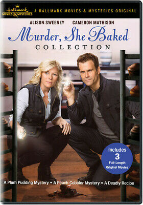 Murder, She Baked Collection [New DVD]