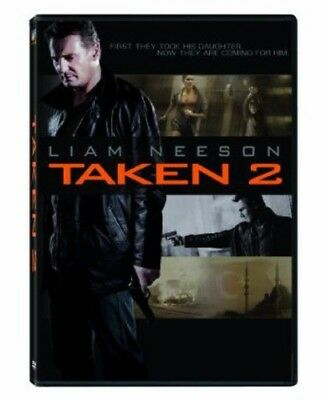 Taken 2 [New DVD] Ac-3/Dolby Digital, Dolby, Dubbed, Repackaged, Subtitled, Wi