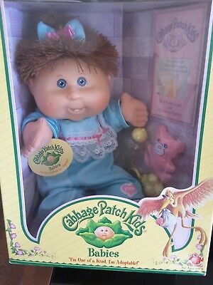 New in box ,Cabbage Patch Kids Baby,Playalong 2005 Rose Fernanda,May 1st