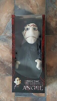 "Angel Smile Time Battle Damaged Puppet - Official Plush Prop Replica 21"" - Buffy"