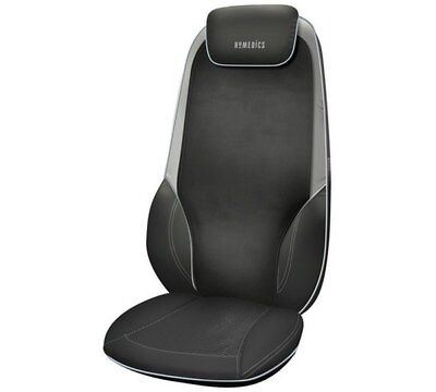 HoMedics Max Shiatsu Massaging Adjustable Chair Remote Control Washable Cover