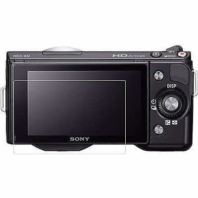 Tempered Glass Screen Protector for Sony Alpha a6500 a6300 a6000 a5000