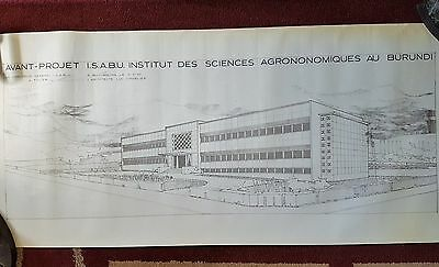 Institut des sciences au Burundi