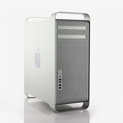 Apple Mac Pro 2006 (1,1) 2.66Ghz 8 Core | 32Gb Ram | 500Gb | 7300Gt Os10.7 Lion
