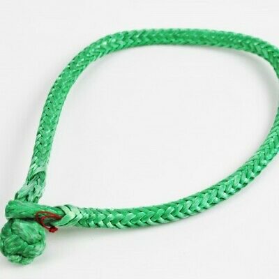 Dyneema Recovery Shackle - Gator Jaw Synthetic Rope