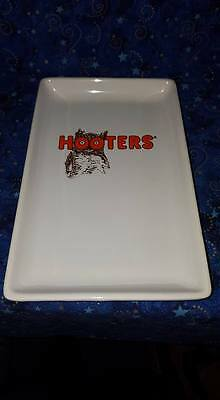 Hooters Ceramic Serving Platter; Houston Harvest; China