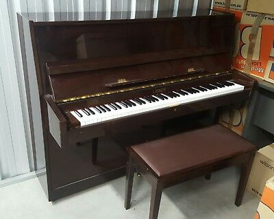Piano - upright Lisner piano