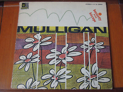 Gerry Mulligan Butterfly With Hiccups LIMELIGHT USA 1sr press lp EX