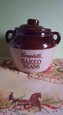 Campbell's Baked Beans Ceramic Pot