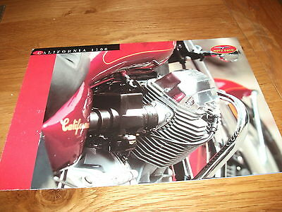 Moto Guzzi California 1100 Brochure