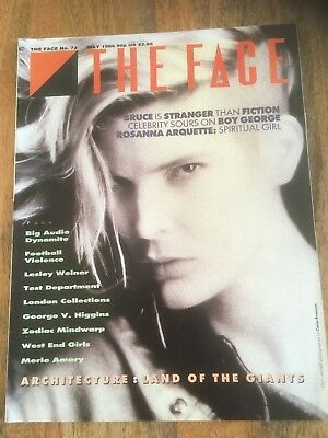 The Face magazine May 1986.  N0 73.