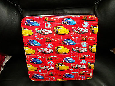 Disney Metal Square Storage Container NWOT