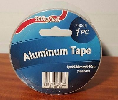 Sticky Stuff Aluminium Tape New