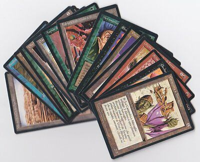 MTG Rinascimento Renaissance nm/mint condition Collezione completa Complete set