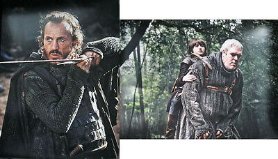 "Game Of Thrones Bronn Bran Stark Hodor 12"" X 16"" Two-Sided Poster Jerome Flynn"