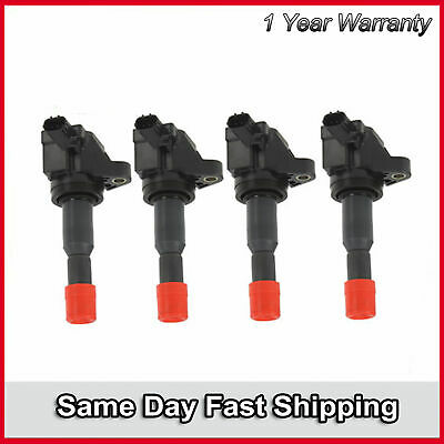 Motorking Ignition Coil For 07-08 Honda Fit 1.5 L4 UF581 B2871*4 IC091 *