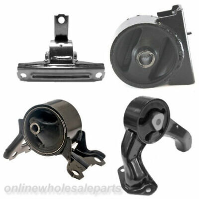 New For 2007-2011 Dodge 5415 5416 5417 M759 Engine Motor Mount Set 3