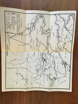 4th DIVISION 1918 Training And Battle Europe in THE WORLD WAR - WWI History -Map